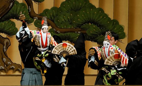 Image result for bunraku