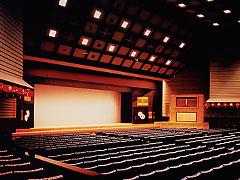 文楽劇場施設の概要 | 独立行政法人 日本芸術文化振興会
